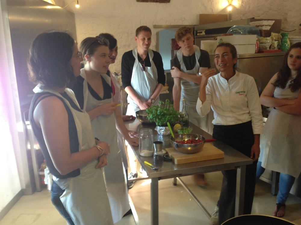 Neri Cooking Class