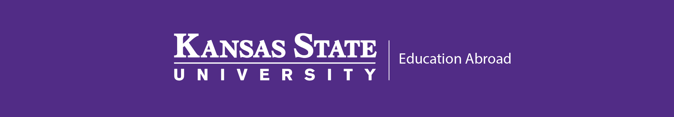 Education Abroad - Kansas State University